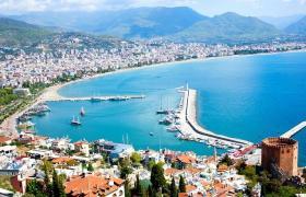 Фото: Украина на шестом месте по турпотоку в Турцию в 2016 году