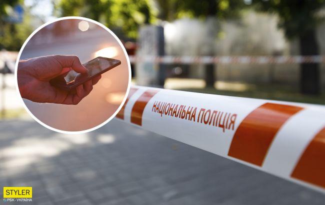 В Кременчуге убили женщину, протащив тело по улице: видео снимали на телефон