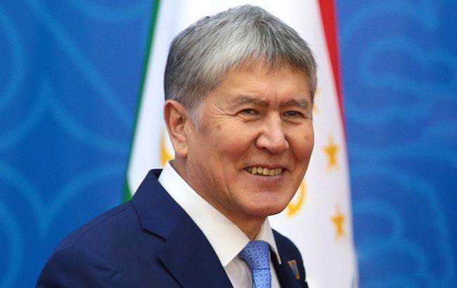 Експрезиденту Киргизстану пред'явлено звинувачення у корупції