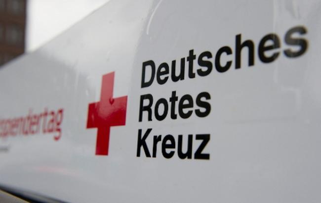 Фото: Германия выделила помощь для переселенцев c Донбасса