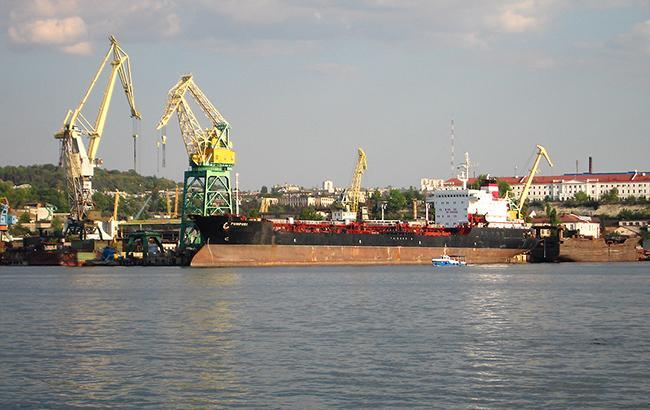 В Криму прикордонники ФСБ РФ затримали українське судно