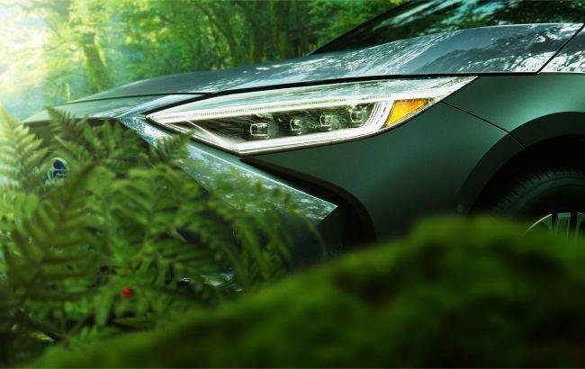 С электричеством на бездорожье: Subaru показала электрический аналог Forester