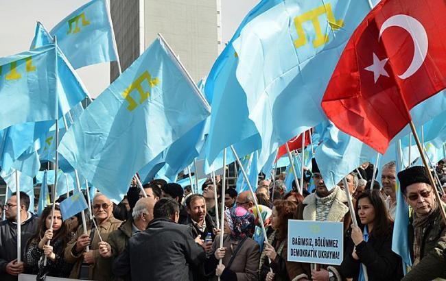 У Туреччині заявили, що продовжать відстоювати права кримських татар