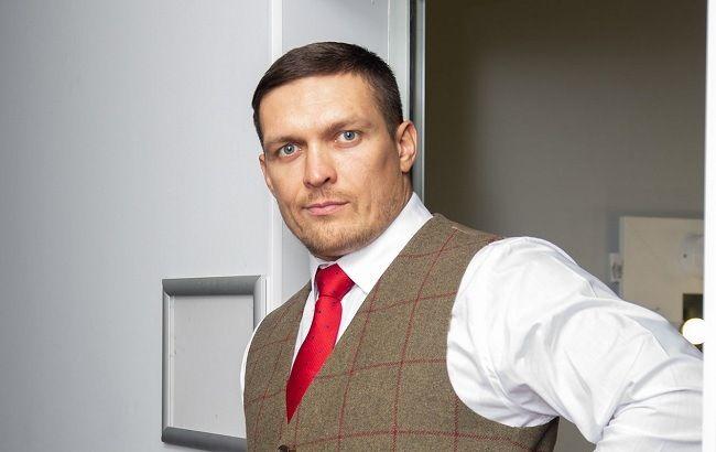 Александр Усик задумался об актерской карьере: У меня есть готовый сценарий фильма