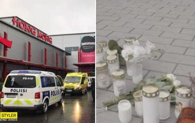 """Білі троянди та записки """"пробач"""": у Фінляндії прощаються з українкою, загиблою при різанині в коледжі"""