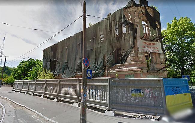 як в Україні руйнуються пам'ятки архітектури