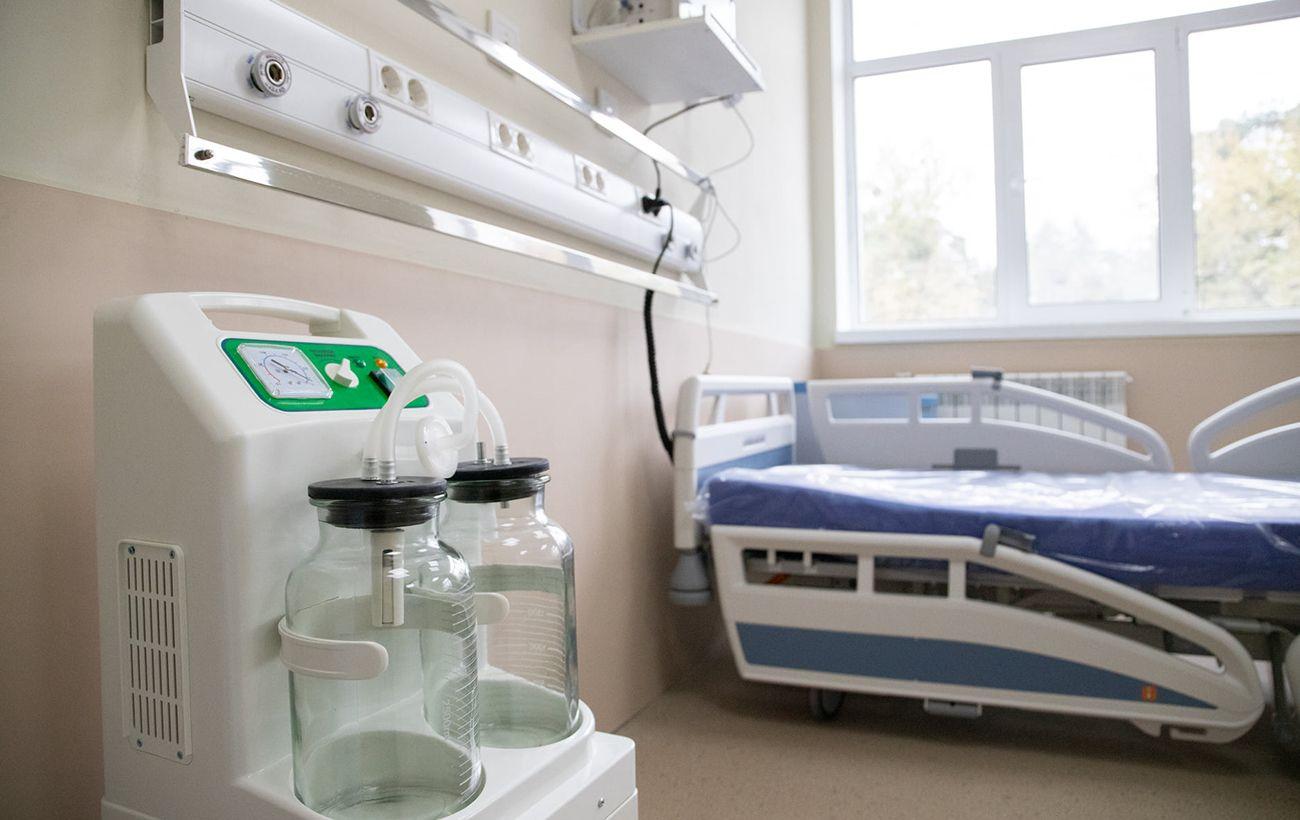 В Ивано-Франковске в общежитии произошла утечка неизвестного вещества, восемь подростков в больнице