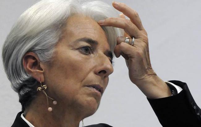 Фото: Крістін Лагард попередила про небезпеку торгових бар'єрів для зростання світової економіки