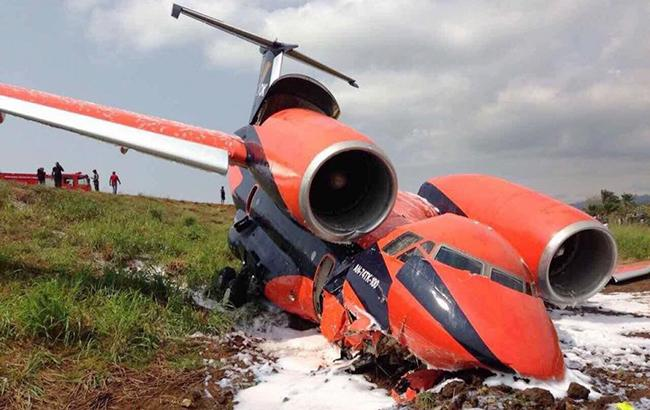 Фото: літак Ан-74 (Юрій Лавренюк Facebook)