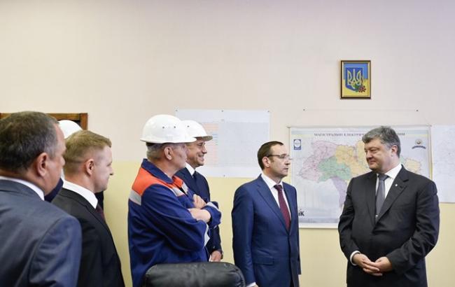 Япония предоставит 40 млн долларов на модернизацию Трипольской ТЭС, - Порошенко