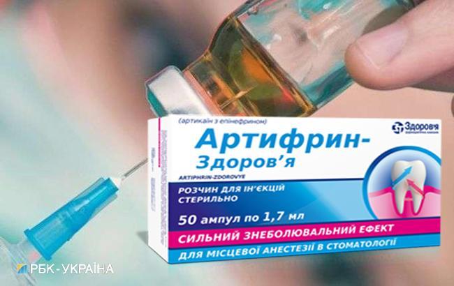 Гослекслужба запретила обезболивающий препарат из-за случая смерти