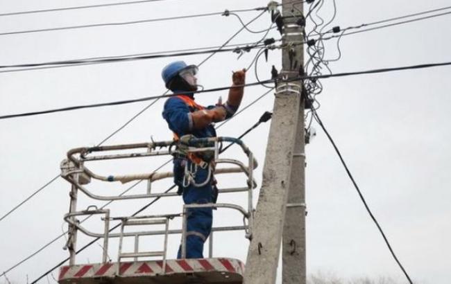 Фото: у ДСНС розповіли, за яких умов можливий ремонт ЛЕП