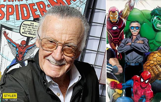 Помер легендарний автор коміксів Marvel Стен Лі