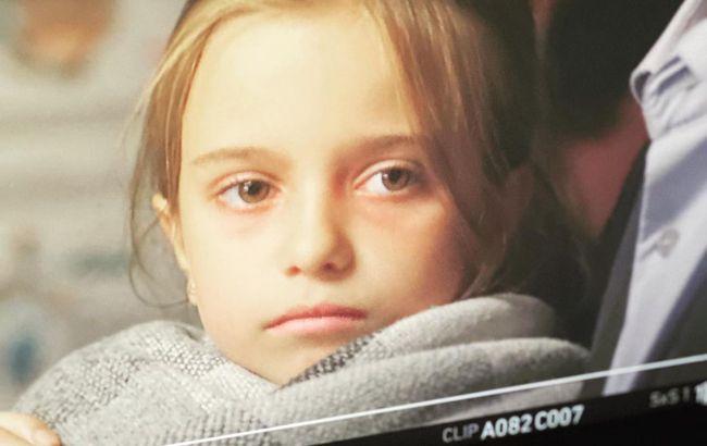 8-летняя дочь Лилии Ребрик снялась в кино: досталась сложная роль