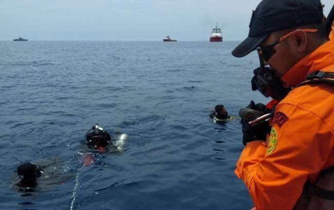 В Індонезії припинили пошук жертв авіакатастрофи Lion Air