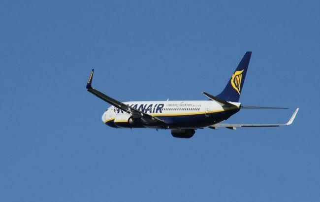 Ryanair запустит рейсы из Одессы в Афины и Барселону