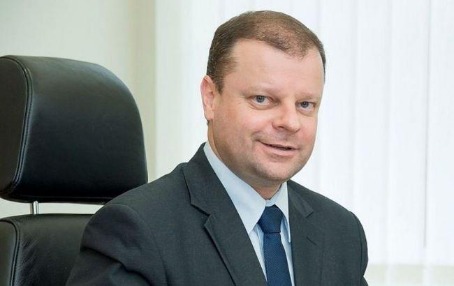 Премьер Литвы: Нам нужно больше украинцев вевропейских странах