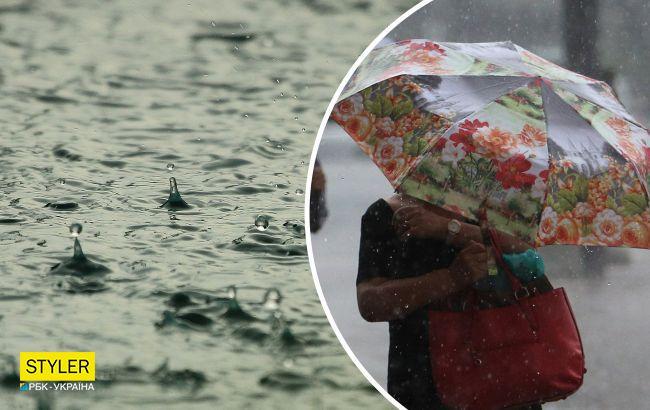 Дожди дадут передышку не всем: кому с погодой сегодня не повезет