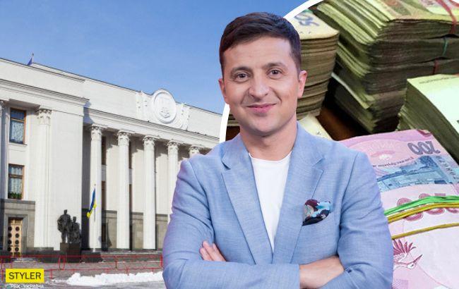 Вийдіть отсюда, розбійники: украинцы об увеличении финансирования АП