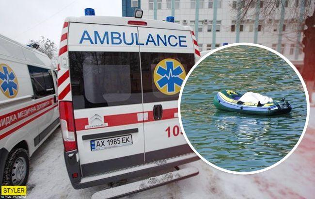 Нашли мертвым в надувной лодке: детали загадочной смерти парня на Волыни