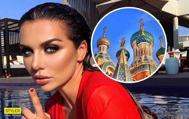 Думати мізками потрібно: Анна Седокова вляпалася в релігійний скандал