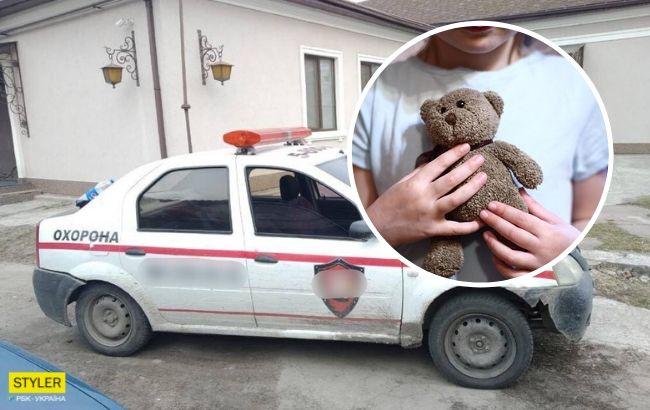 Хотіли вбити: під Дніпром охоронці пограбували 9-річну дівчинку