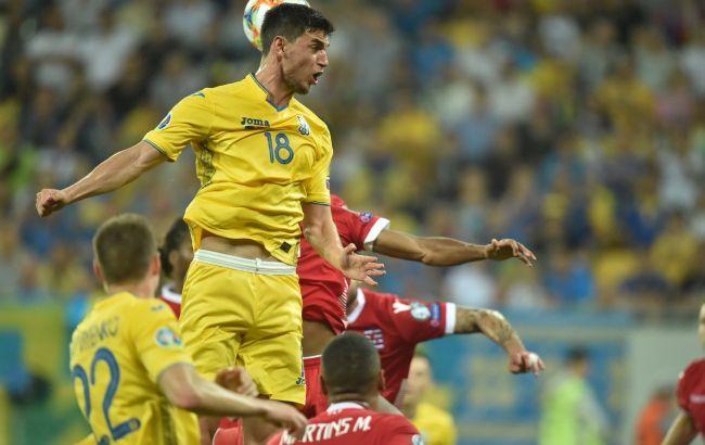 Две сборные потеряли шансы обогнать Украину в отборе на Евро-2020