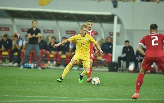 Зінченко наздогнав Ярмоленка за трансферною вартістю