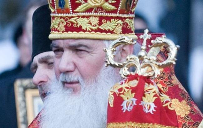 Фото: Митрополит Макарий (tsn.ua)