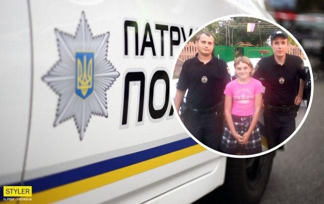 Отправилась на поиски брата: пропавшую 11-летнюю девочку нашли под Киевом