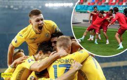 Україна - Північна Македонія: реакція мережі на видовищний матч