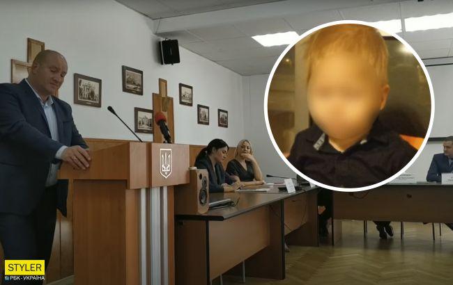 Гибель 7-летнего мальчика в Черкассах: в полиции раскрыли новые детали трагедии (видео)
