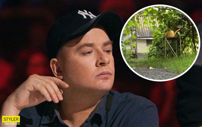 В сети показали дом мамы Андрея Данилко, где она жила долгие годы