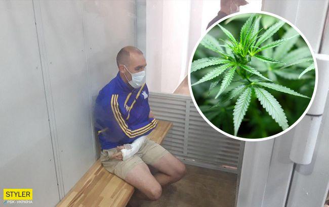 Марихуана в семье наркобарон марихуана