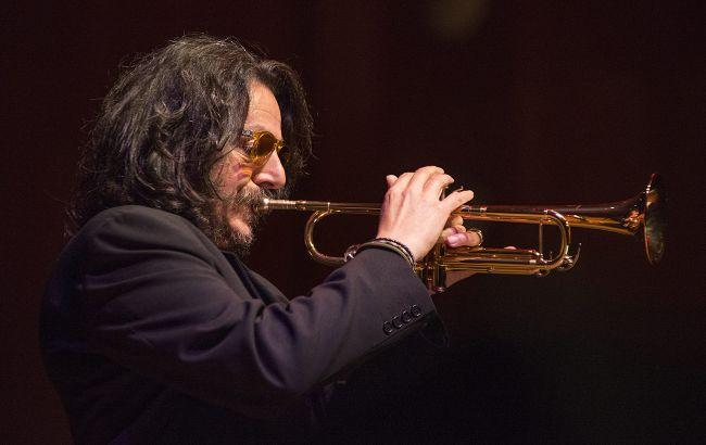 Легендарный трубач из оркестра Эннио Морриконе впервые выступит в Украине