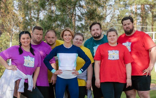 Зважені та щасливі 9 сезон 12 випуск: з табору схуднення несподівано втік учасник