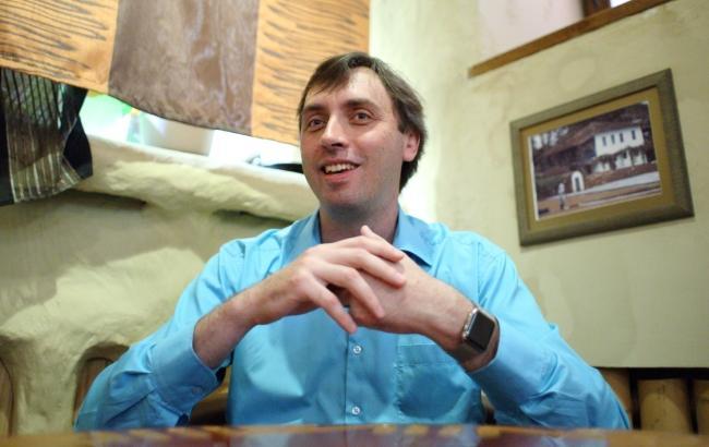 Фото: Сооснователь знаменитого iForum и Украинской Баннерной Сети Алексей Мась (Виталий Носач, Styler.rbc.ua)