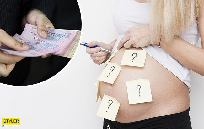Нелегальное суррогатное материнство: сколько зарабатывают украинки