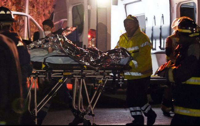 Количество пострадавших от взрыва трубопровода в Мексике превысило 70