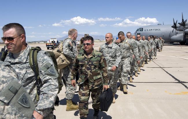 Американские войска оставят на границе с Мексикой еще на два месяца