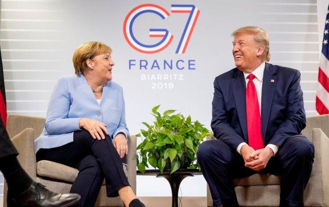 Меркель підтримала переговори між Зеленським та Путіним