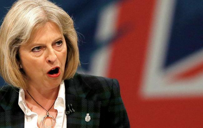 Тереза Мей може запустити процедуру виходу Британії з ЄС 14 березня