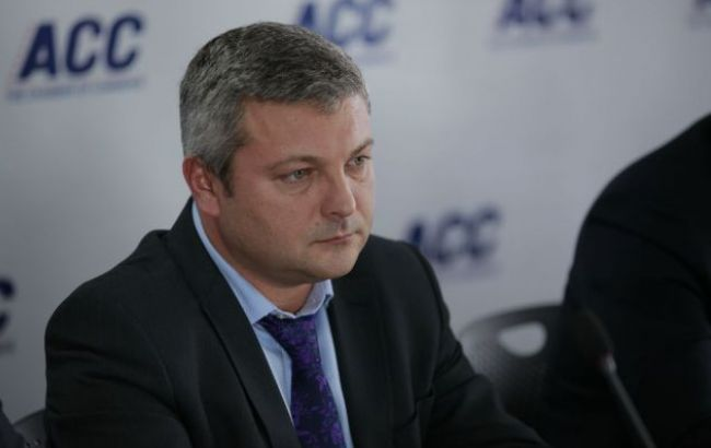 Фото: заступник голови Мін'юсту Павло Мороз