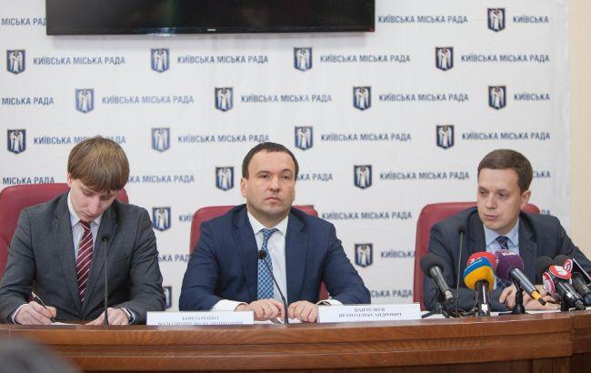 Киевлянам предлагают платить полицейским заохрану счетчиков