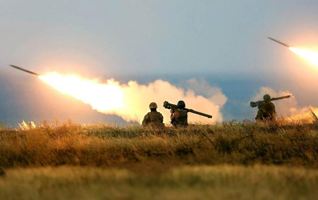 Бойовики обстріляли Врубівку із забороненої зброї