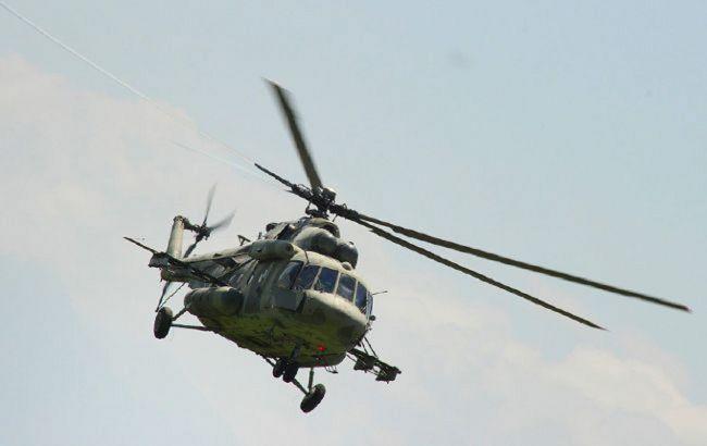 У Росії розбився військовий вертоліт, екіпаж загинув