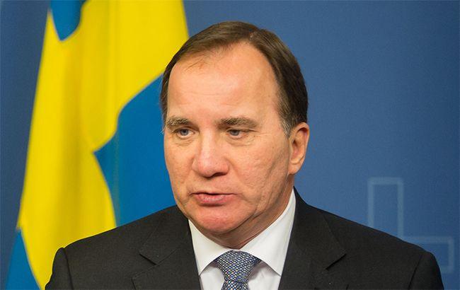 Шведський прем'єр відвідає Україну