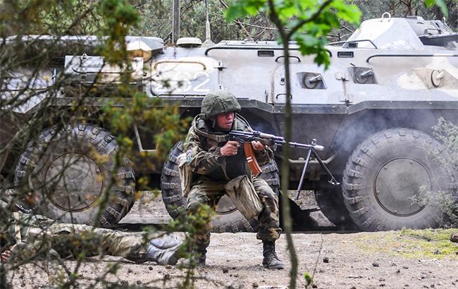"""Латвія допускає провокації з боку Росії під час навчань """"Захід"""""""