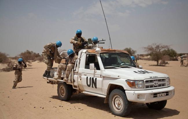 У Малі бойовики атакували табір миротворців ООН