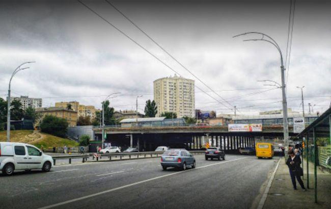На Индустриальном мосту в Киеве сделают капремонт: движение ограничат до конца весны